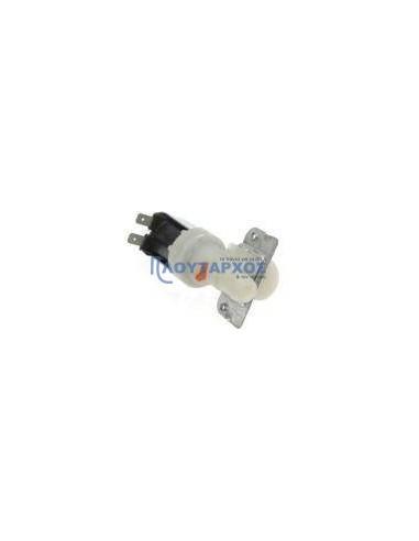 Βαλβίδες Πλυντηρίων ρούχων - Βαλβίδα (220V, μονή - γωνία, Φ14) εισαγωγής νερού πλυντηρίου ρούχων ΓΕΝΙΚΗΣ ΧΡΗΣΗΣ