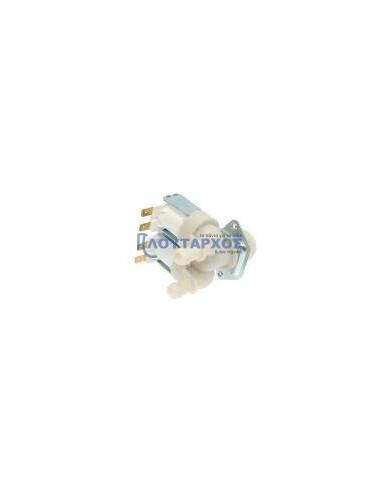 Βαλβίδες Πλυντηρίων ρούχων - Βαλβίδα (220V, διπλή, Φ12) εισαγωγής νερού πλυντηρίου ρούχων ΓΕΝΙΚΗΣ ΧΡΗΣΗΣ