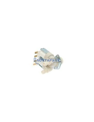 Βαλβίδα διπλή ίσια εισαγωγής νερού πλυντηρίου ρούχων/πιάτων ΓΕΝΙΚΗΣ ΧΡΗΣΗΣ ΓΕΝΙΚΗΣ ΧΡΗΣΗΣ PRBAL0007
