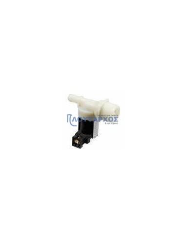 Βαλβίδα μονή ίσια εισαγωγής νερού πλυντηρίου ρούχων ZANUSSI/AEG ZANUSSI PRBAL0020