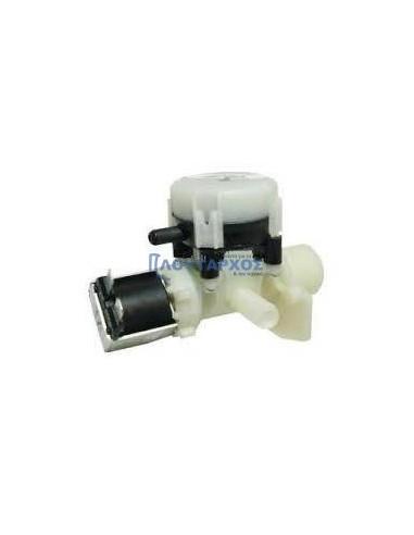 Βαλβίδα μαγνητική (aqua stop) στον σωλήνα εισαγωγής νερού πλυντηρίων πιάτων/ρούχων PITSOS/SIEMENS PITSOS PPBAL0004