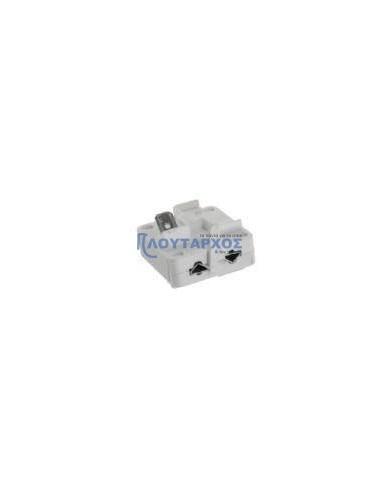 Ρελέ-Θερμικά ψυγείων - Ρελέ ηλεκτρονικό (2 επαφών - 1/8 έως 3/8 HP) συμπιεστή ψυγείου ΓΕΝΙΚΗΣ ΧΡΗΣΗΣ