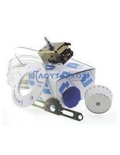 Θερμοστάτες ψυγειών - Θερμοστάτης (3 επαφών) ψυγείου καταψύκτου ATEA (A04 1002) min: -12 /-18,5°C max: -32°C x 800mm