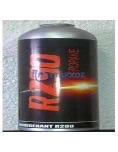 Ψυκτικό υγρό R290 - φιάλη 750ml / 370gr