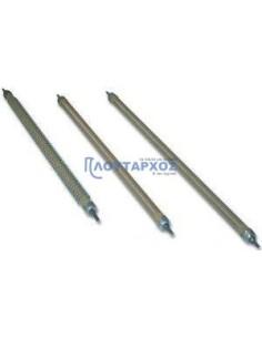 Σόμπα - Αντίσταση σόμπας  (θερμάστρας) μασούρι σπιράλ  1000W - 28cm με λαμάκι