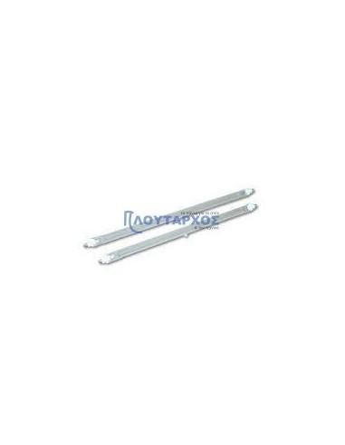 ΓΕΝΙΚΗΣ ΧΡΗΣΗΣ Αντίσταση (λάμπα αλογόνου - 450watt/220volt, 24cm) θερμαντικού σώματος ΓΕΝΙΚΗΣ ΧΡΗΣΗΣ Σόμπα