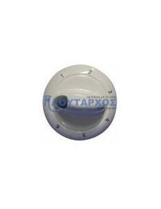 BEKO  Κουμπί λευκό χρώμα, εστίας (0-6) κουζίνας ARCELIK / BEKO / KENDO original Κουμπιά Κουζίνας