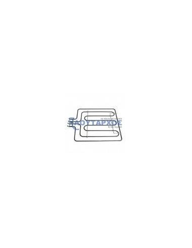 Αντιστάσεις Κουζίνας Κάτω Μέρος - Αντίσταση (830+450watt 220volt) κάτω, φούρνου κουζίνας PITSOS/SIEMENS/BOSCH