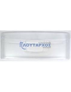 INDESIT  Χειρολαβή (πρόσοψη) συρταριού ψυγείου ARISTON/INDESIT Πλαστικά μέρη ψυγείων