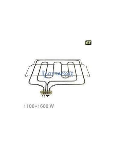 NEFF  Αντίσταση με γκρίλ (1100+1600watt, 220volt) άνω φούρνου κουζίνας NEFF Αντιστάσεις Κουζίνας Άνω Μέρος