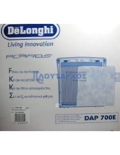 DELONGHI Φίλτρα (σετ 2 ειδών), καθαριστή αέρα DELONGHI (DAP700E) original Ιονιστής