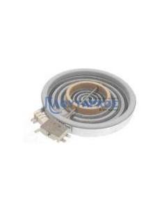 Εστία διπλή 1700+400watt κεραμικού πλατώ, 220volt, Φ200mm (με 5 άκρα) ΓΕΝΙΚΗΣ ΧΡΗΣΗΣ ΓΕΝΙΚΗΣ ΧΡΗΣΗΣ EKES0002