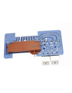BOSCH Πλακέτα διακοπτών ελέγχου μοτέρ απορροφητήρα SIEMENS/BOSCH original Πλακέτες Απορροφητήρα
