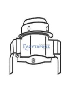 ΓΕΝΙΚΗΣ ΧΡΗΣΗΣ Θερμικό 2 επαφών (κλίξον) NA30 πλυντηρίου ρούχων ΓΕΝΙΚΗΣ ΧΡΗΣΗΣ Αισθητήρες-Θερμικά Πλυντηρίων ρούχων