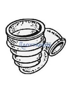 Σωλήνας σαποθνοθήκης πλυντηρίου ρούχων ZANUSSI/REX