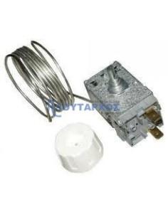 Θερμοστάτες ψυγειών - Θερμοστάτης (2 επαφών) δίπορτου ψυγείου ATEA (A03 1000) min:+4,5 /-13°C max:+4,5 /-26°C x 1200mm capilary