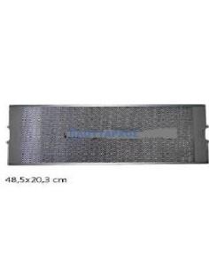 DAVOLINE Φίλτρο μεταλικό μεγάλο απορροφητήρα DAVOLINE original Φίλτρα Απορροφητήρα
