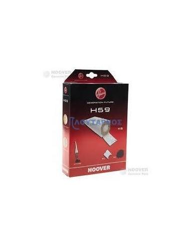 Σακούλα H 59 σκούπας HOOVER ATHYSS οriginal HOOVER SAK0006