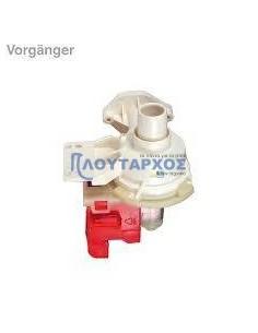 Αντλία αποχέτευσης πλυντηρίου πιάτων PITSOS/SIEMENS/BOSCH/NEFF/BALAY