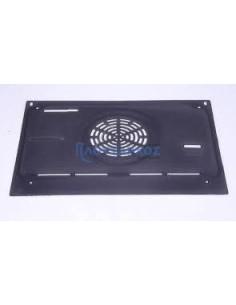 SIEMENS  Κάλυμμα (πλάτη) ανεμιστήρα αερόθερμης κουζίνας PITSOS/SIEMENS/BOSCH original Καλύμματα-Μοτέρ Κουζίνας