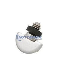 FISSLER  Βίδα και φλάντζα άνω λαβής χύτρας ταχύτητος FISSLER original Χύτρα-Κατσαρόλα
