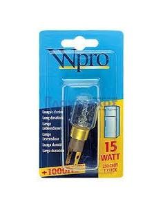 Λυχνίες ψυγείων - Λαμπτήρας φωτισμού (με κλιπ) Ε14 15watt 220volt ψυγείου/φούρνου μικροκυμάτων WHIRLPOOL/SHARP...