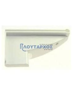 Πλαστικό αριστερό στήριγμα μπουκαλοθήκης ψυγείου LIEBHERR LIEBHERR PSPOR0028