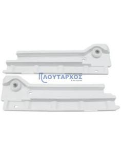 Γλιστιέρα (ράγα ολίσθησης) δεξιά φρουτολεκάνης συντήρησης ψυγείου LG original/genuine LG PSPOR0030