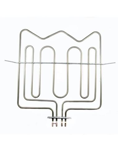 Αντιστάσεις Κουζίνας Άνω Μέρος - Αντίσταση με γκριλ (2000+1000 Watt, 220 Volt) άνω φούρνου κουζίνας CONTI/BEKO...