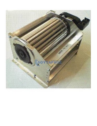 Βεντιλαρέρ ευθύγραμμα μονά με βάση 18cm 27w 125m3/h EMMEVI PLOYT00033