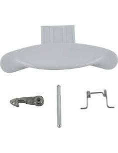 Κλείστρο πόρτας set πλυντηρίου ρούχων ARISTON/INDESIT