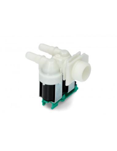 Βαλβίδα διπλή ίσια εισαγωγής νερού πλυντηρίου ρούχων PITSOS/SIEMENS/BOSCH PITSOS PRBAL0015
