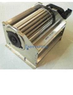 Βεντιλαρέρ ευθύγραμμα μονά με βάση 24cm 18w 165m3/h