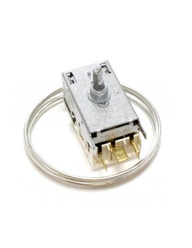 Θερμοστάτες ψυγειών - Θερμοστάτης (K59L2584 - RANCO, 3 επαφών) δίπορτου ψυγείου PITSOS/SIEMENS/BOSCH