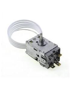 Θερμοστάτες ψυγειών - Θερμοστάτης (3 επαφών) δίπορτου ψυγείου ATEA (A13 0799) min:+4,5 /-13°C max: +4,5 /-26°C x 800mm