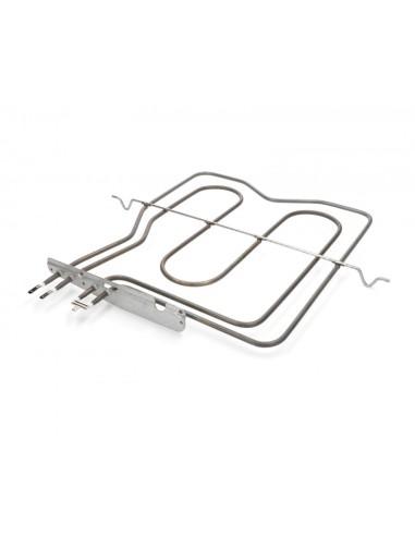 Αντιστάσεις Κουζίνας Άνω Μέρος - Αντίσταση (1400+ 1000watt 220volt) άνω φούρνου κουζίνας  ARISTON/INDESIT