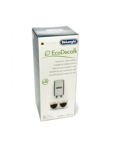 DELONGHI  Υγρό καθαριστικό αλάτων κατάλληλο για καφετιέρες DELONGI original Καθαριστικά Καφετίερων - Espresso