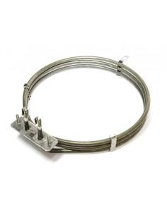 Αντίσταση (2500watt 220volt) αερόθερμη φούρνου κουζίνας MIELE/SMEG MIELE AAK0029