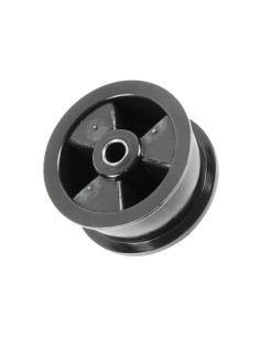 ZANUSSI  Τροχαλία (τεντωτήρα) ιμάντα στεγνωτηρίου AEG/ZANUSSI/ELECTROLUX original Τροχαλίες Πλυντηρίων ρούχων