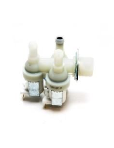 Βαλβίδες Πλυντηρίων ρούχων - Βαλβίδα (220V,  τριπλή, γωνία, πίσω άκρα Φ12) εισαγωγής νερού πλυντηρίου ρούχων MIELE