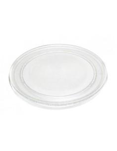 Πιάτα Φούρνου μικροκυμάτων - Δίσκος γυάλινος περιστρεφόμενος 24,5cm φούρνου μικροκυμάτων