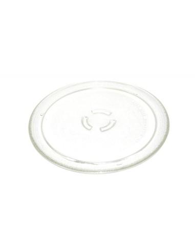 Δίσκος γυάλινος περιστρεφόμενος  φούρνου μικροκυμάτων WHIRLPOOL original