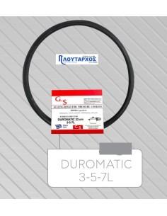 DUROMATIC Λάστιχο καπακιού χύτρας ταχύτητος λίτρων DUROMATIC μικρό Χύτρα-Κατσαρόλα