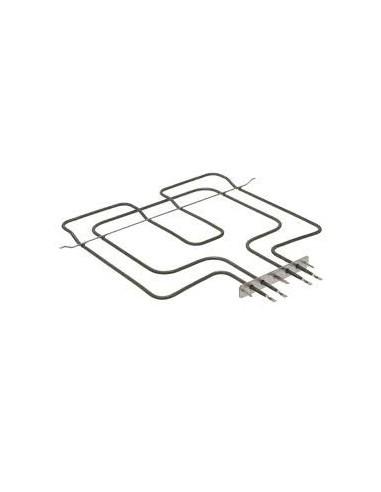 Αντιστάσεις Κουζίνας Άνω Μέρος - Αντίσταση  (1600 + 900watt 220volt) άνω, φούρνου κουζίνας WHIRLPOOL/PHILIPS