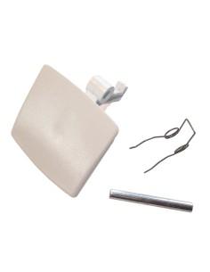 Κλείστρα Πλυντηρίων ρούχων - Κλείστρο πόρτας (λαβή - λευκό χρώμα) πλυντηρίου ρούχων PITSOS/BALAY/BOSCH/SIEMENS