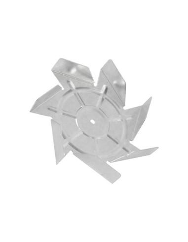 Φτερωτή inox, στo μοτέρ αερόθερμου φούρνου κουζίνας ΓΕΝΙΚΗΣ ΧΡΗΣΗΣ