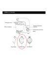 Αναδευτήρας K κουζινομηζανής MOULINEX IZZY original