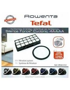 Φίλτρα σετ κάδου ηλεκτρικής σκούπας ROWENTA ORIGINAL ROWENTA SKFIL0050