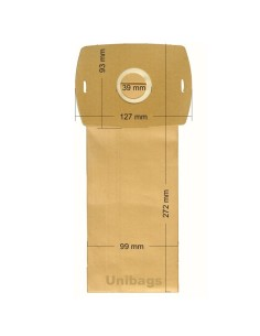 Σακούλα ηλεκτρικής σκούπας AEG AEG SAK0140