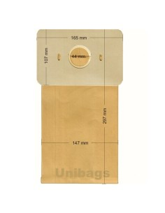 Σακούλα ηλεκτρικής σκούπας AEG AEG SAK0150